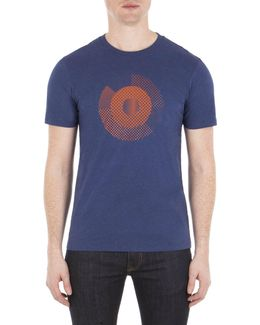 Hero Pixelated Target T-shirt
