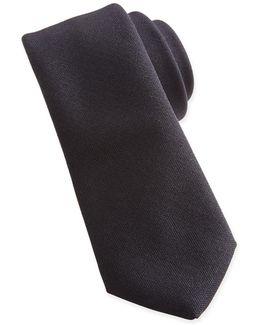 Woven Wool Tie
