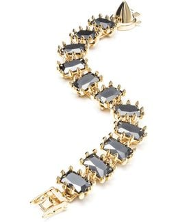 Small Rectangle Estate Bracelet