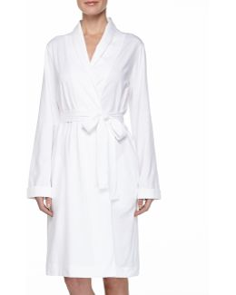 Wrap Cotton Robe