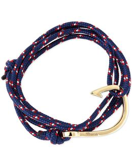 Rope Navy Bracelet
