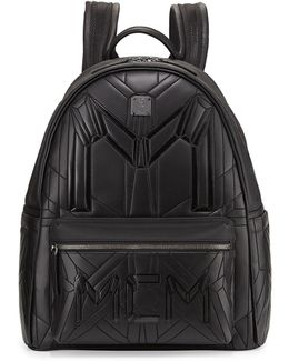 Bionic Coated Neoprene Medium Backpack