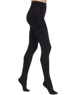 Luxe Blackout Opaque Tights