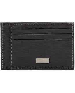 Revival Flat Leather Card Case