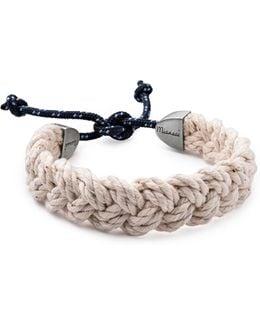 Nantucket Men's Braided Bracelet