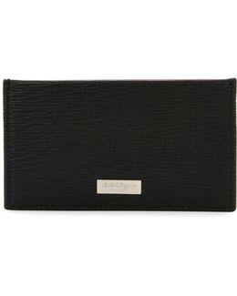 Revival Leather Bi-fold Card Case