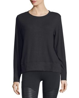 Glimpse Long-sleeve Top