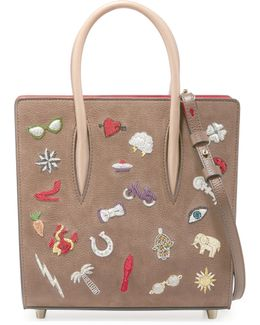 Paloma Small Patch Tote Bag