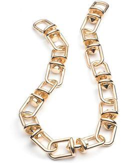 Fame Link Necklace