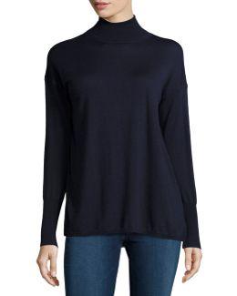 Clinton Long-sleeve Combo Sweater