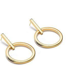 Antonia Hoop Earring