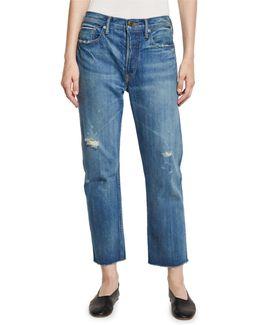 Union Slouchy Denim Jeans