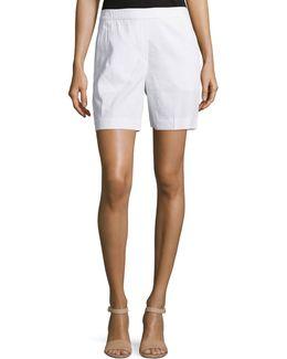 Harsbie Crunch Washed Shorts