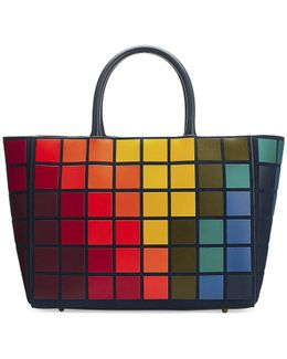 Ebury Small Giant Pixels Tote Bag