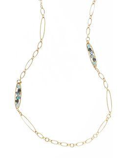18k Rock Candy® Station Necklace