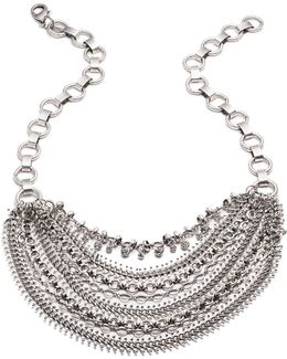 Ursula Crystal Statement Necklace