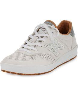 Men's Crt300v1 Leather Trainer Sneaker