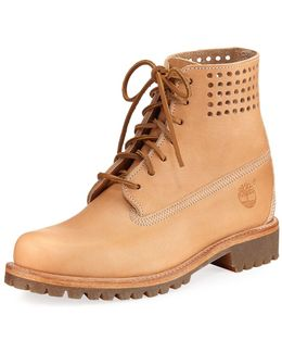 "Limited Edition Bare Naked 6"" Premium Boot"