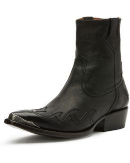 Lou Metal-toe Western Boot