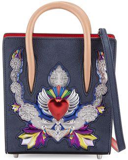 Paloma Nano Leather Tote Bag