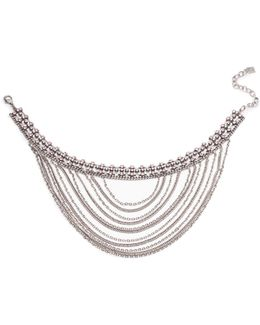 Odion Layered Chain Statement Necklace