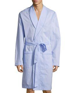 Ryan Collection Chambray Woven Robe