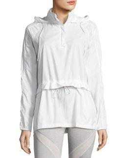 Half-zip T7 Wind-resistant Jacket