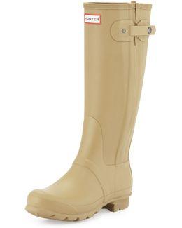 Original Slim Textured Welly Boot