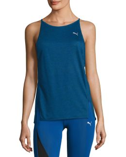 Dancer Drapey Performance Tank Top