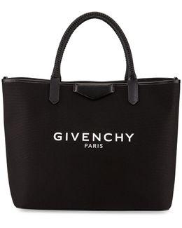 Antigona Large Leather Bag