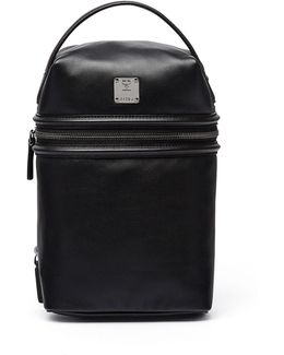 X Cr Collection Leather Top-handle Jet Pack