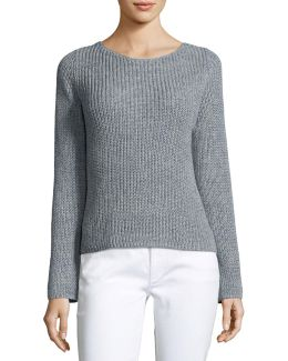 Lalora Linen Cotton Sweater