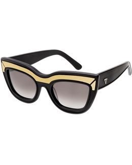 Marmont Limited Edition Cat-eye Sunglasses