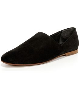 Maude Suede Loafer