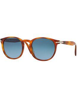 Galleria '900 Po3157s Phantos Sunglasses