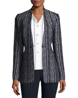 Bonnie Tweed Blazer Jacket
