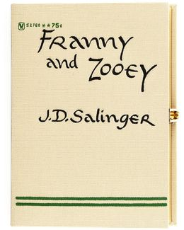 Franny And Zooey Book Clutch Bag