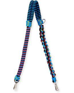 Braided Cord Shoulder Strap