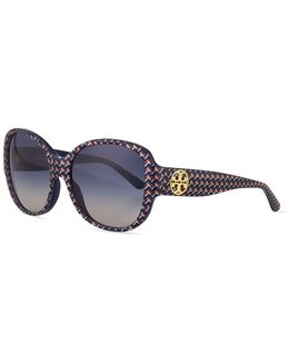 Logo Butterfly Sunglasses