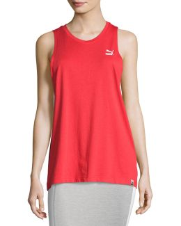 Archive Logo Athletic Tank Top