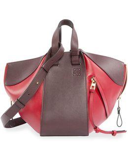 Hammock Small Calf Leather Tote Bag