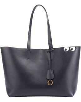 Ebury Shopper Ii Eyes Tote Bag