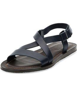 Nostro Calfskin Sandals