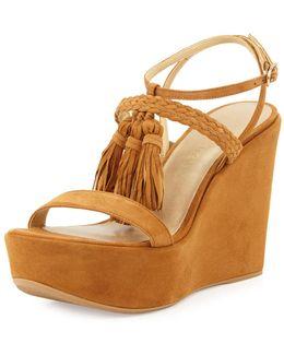 'tasselmania' Sandals