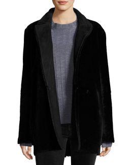 Clairene Coat Light Merino Coat