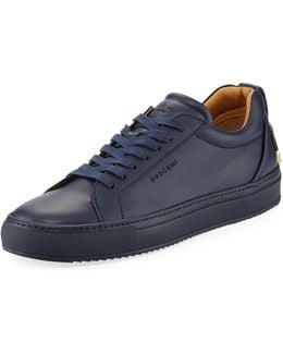 Lyndon Leather Low-top Sneaker