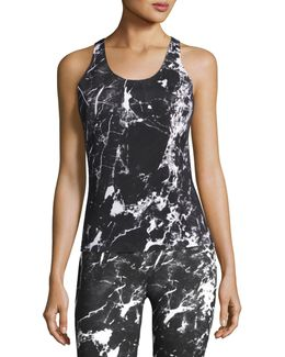 Reversible Racer Active Tank Top