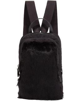 Tessuto New Fur Backpack
