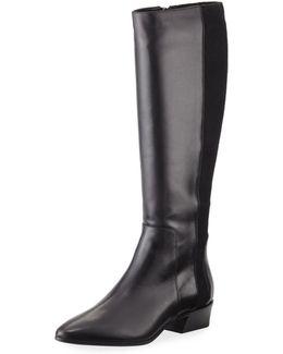Federica Stretch-back Tall Boot