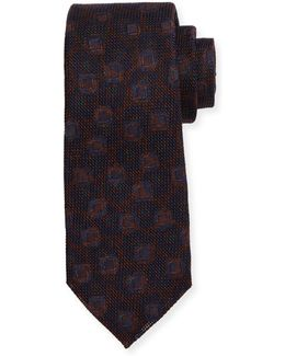 Grenadine Woven Silk Tie